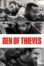 Den of Thieves Poster