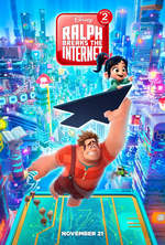 Ralph Breaks the Internet Movie Poster
