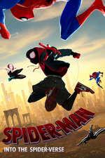 Spider-Man: Into the Spider-Verse Movie Poster