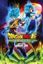 ドラゴンボール超スーパー ブロリー Dragon Ball Super Broly Poster