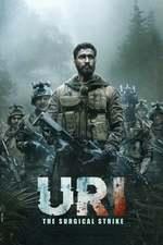 Uri: The Surgical Strike Movie Poster