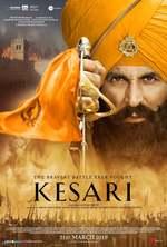 केसरी Kesari Movie Poster