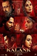 कलंक Kalank Movie Poster